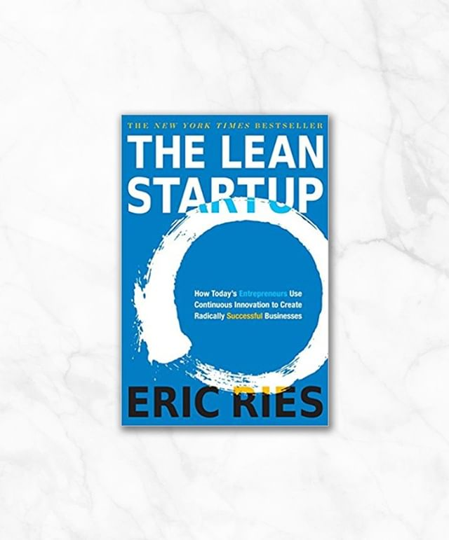 The Lean Startup approach fosters companies that are both more capital efficient and that leverage human creativity more effectively.  It enables a company to shift directions with agility, altering plans inch by inch, minute by minute.  Grab yours through the link in my bio under bookclub / booklist 2019