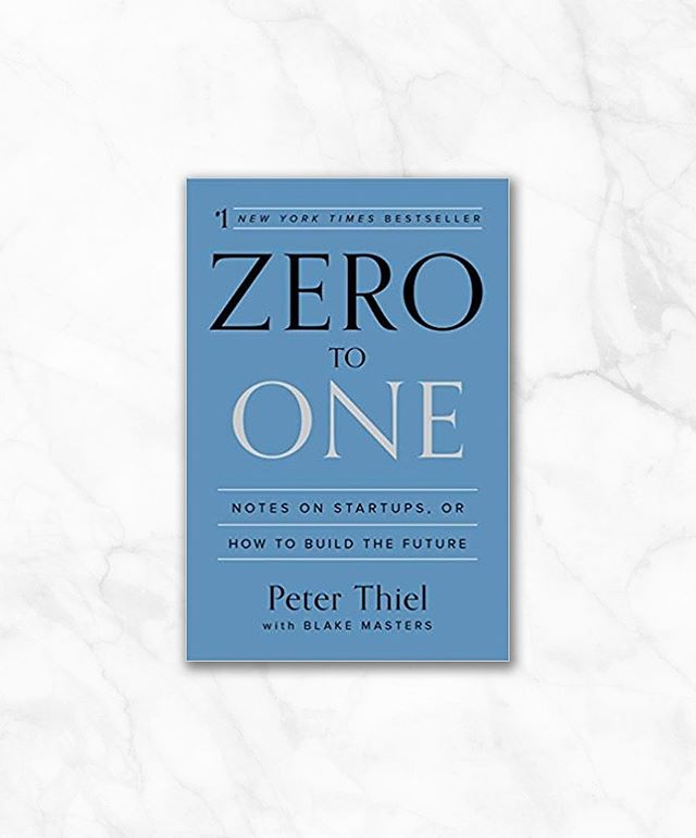 This month we'll be reading: Zero to One: Notes on startups, or how to build the future, by Peter Thiel #PeterThiel #ZerotoOne  If you want to build a better future, you must believe in secrets.  Thiel begins with the contrarian premise that we live in an age of technological stagnation, even if we're too distracted by shiny mobile devices to notice. Information technology has improved rapidly, but there is no reason why progress should be limited to computers or Silicon Valley. Progress can be achieved in any industry or area of business. It comes from the most important skill that every leader must master: learning to think for yourself.  Grab your copy through the link in my Instagram bio or head over to meetconstance.com .