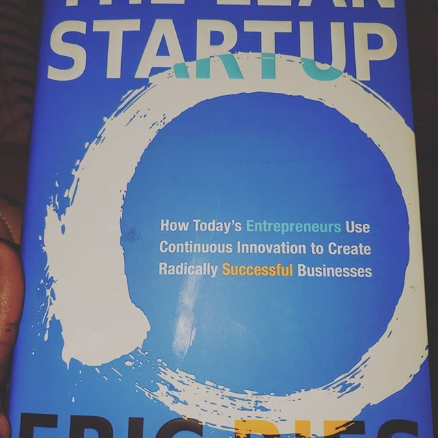 In May we read The Lean Startup by Eric Ries... I listened  to it at first (Audible) then this week decided to buy the hard copy..Eric confirms one of my long held beliefs, it is pointless  for a startup  to write a business  plan. First, how can you predict what you don't  know. Second, you really don't  know who  your true customer  or product  is, until you have a sell.  What do you guys think?  SHOULD STARTUPS HAVE A BUSINESS  PLAN?  #leanstartup #ericries