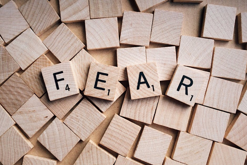 3 Ways To Use Fear To Your Advantage