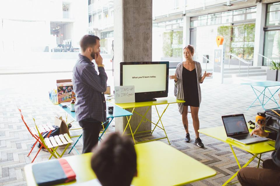 Each One Teach One | Squarespace Design | UX | San Diego
