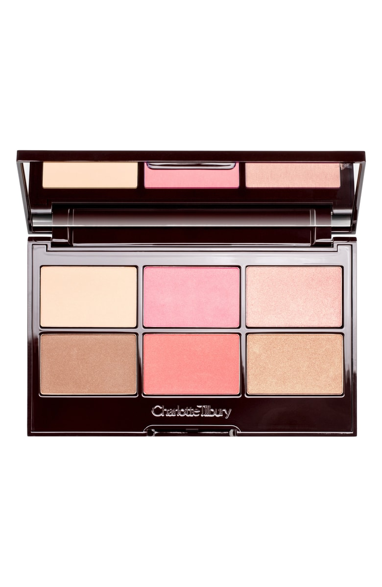Charlotte Tilbury Pretty Glowing Skin Palette - I know the price doesn't seem much like a