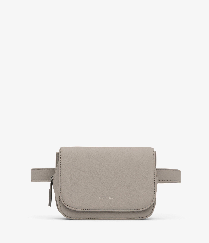 Park Belt Bag in Cement - $95