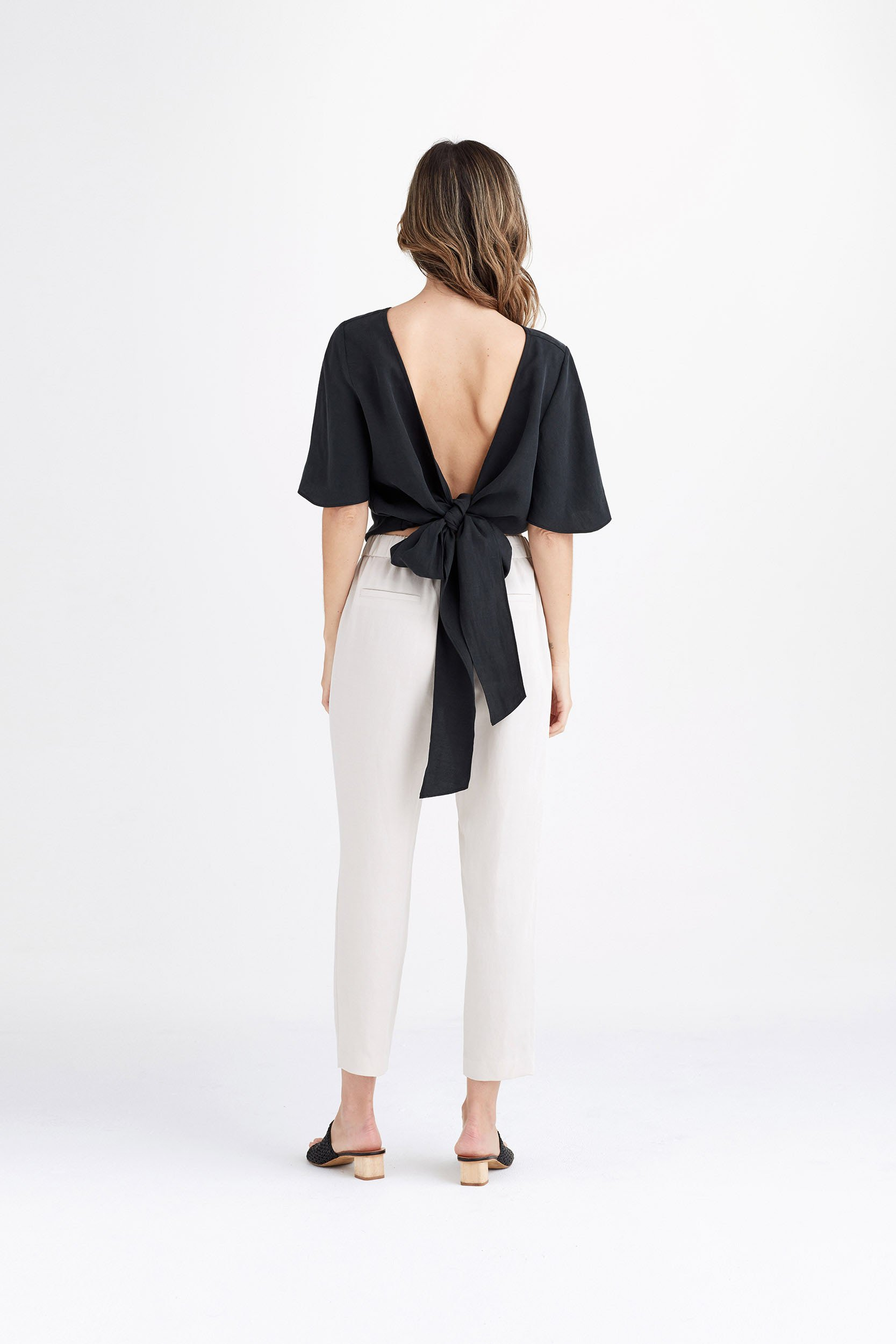 The Wrap Top 2.0 - $89