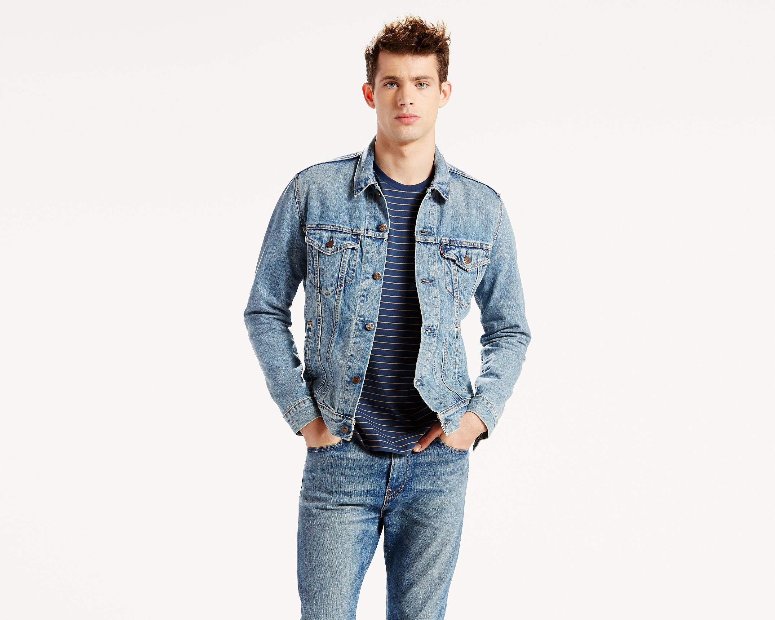 Levi's Trucker Jean Jacket - I'm taking a cue from Jack Pearson on this one. Every man should have a jean jacket in his closet. They are so versatile, look good on everyone, and last forever. The Levi's Trucker comes in a variety of washes so you'll be sure to find the color that's perfect for your husband, brother, dad, cousin, uncle…seriously everyone can benefit from this jacket!