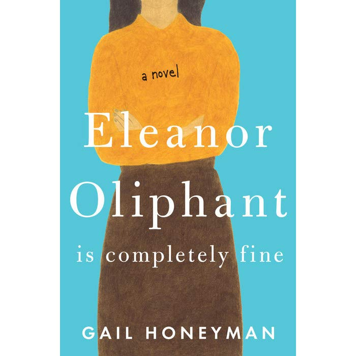 #4 - Eleanor Oliphant Is Completely Fine by Gail Honeyman - A unique story about a very unique woman, Eleanor Oliphant. This novel takes you into the inner workings of a mind coping with trauma and how to be a decent human being to everyone. I'm very excited to see this one come alive on screen hopefully sometime next year!Perfect for anyone and everyone.Read my full review here!