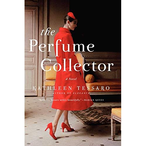 #2 - The Perfume Collector by Kathleen Tessaro - The first personal book club pick and it was amazing (great pick, Shay!)! Follow the story between two women in different decades and find out how their lives intertwine in an amazing and heartwarming way.Perfect for a historical fiction lover.Read my full review here!