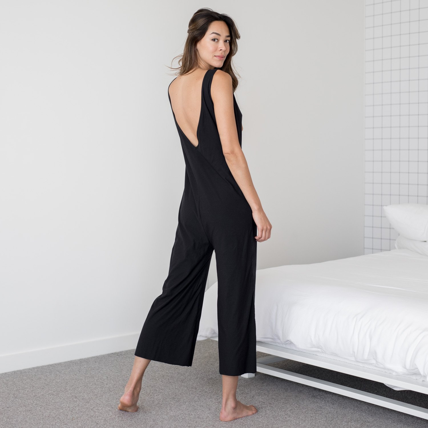 Lunya Cool Romper - I'm turning 25 this month and I think it's time I get myself some proper pajamas instead of the baggy stained t-shirt and underwear combo I sport every night. This romper is supposed to be incredibly comfortable and keep you cool all night long, which is key for a hot sleeper like me. I also love that the fabric is antimicrobial which means I can wear it all week before washing! #lazy