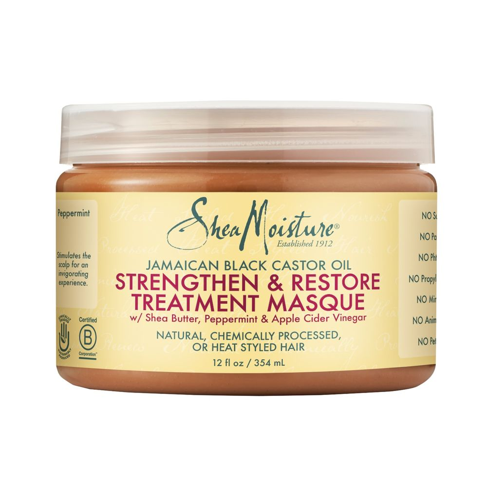 SheaMoisture Jamaican Black Castor Oil Strength & Restore Treatment Masque - What will this cost you? $9.99This is a new favorite of mine and I'm so mad I didn't know about it sooner. If you suffer from dry and damaged hair you NEED this in your life…like tonight in the shower. I have yet to try this out as a treatment (out of the shower and under heat for 10 mins), but if the results are any like the kind you see in the shower (soft, smooth, SHINY hair) then I'm penciling it in ASAP. Bonus: It's natural!