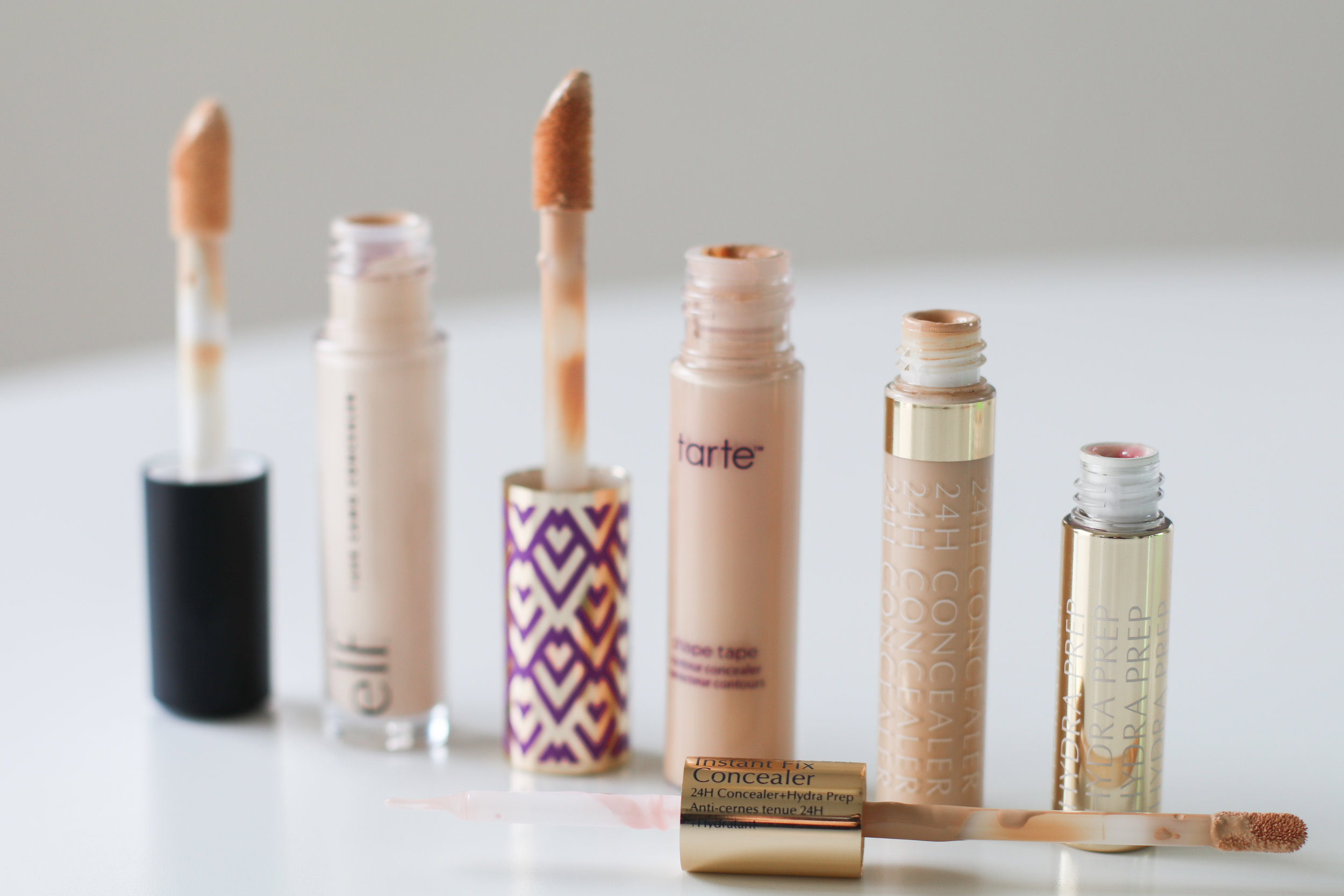 Habits and Hues Full Coverage Concealer Competition (2)