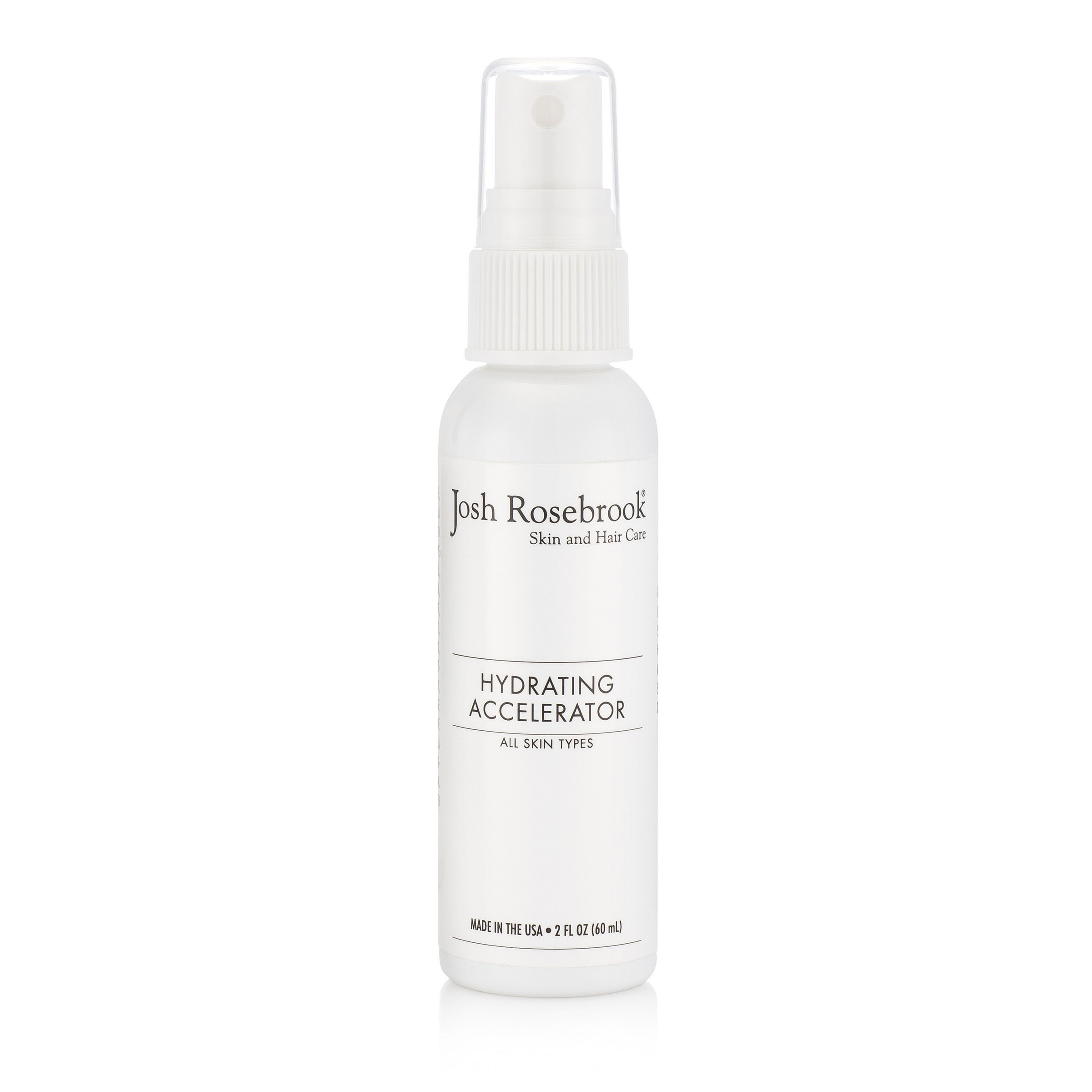 Josh Rosebrook Hydrating Accelerator - I just recently learned about this clean brand, Josh Rosebrook, through watching multiple YouTube videos of my favorite beauty bloggers. This is the product they are all LOVING. It it is supposed to take place of a toner by alleviating the skin's surface tension and allowing it to be open to receive hydration and other benefits from the rest of your skincare products. When my current toner is up I plan to replace it with this and see if it lives up to the hype!