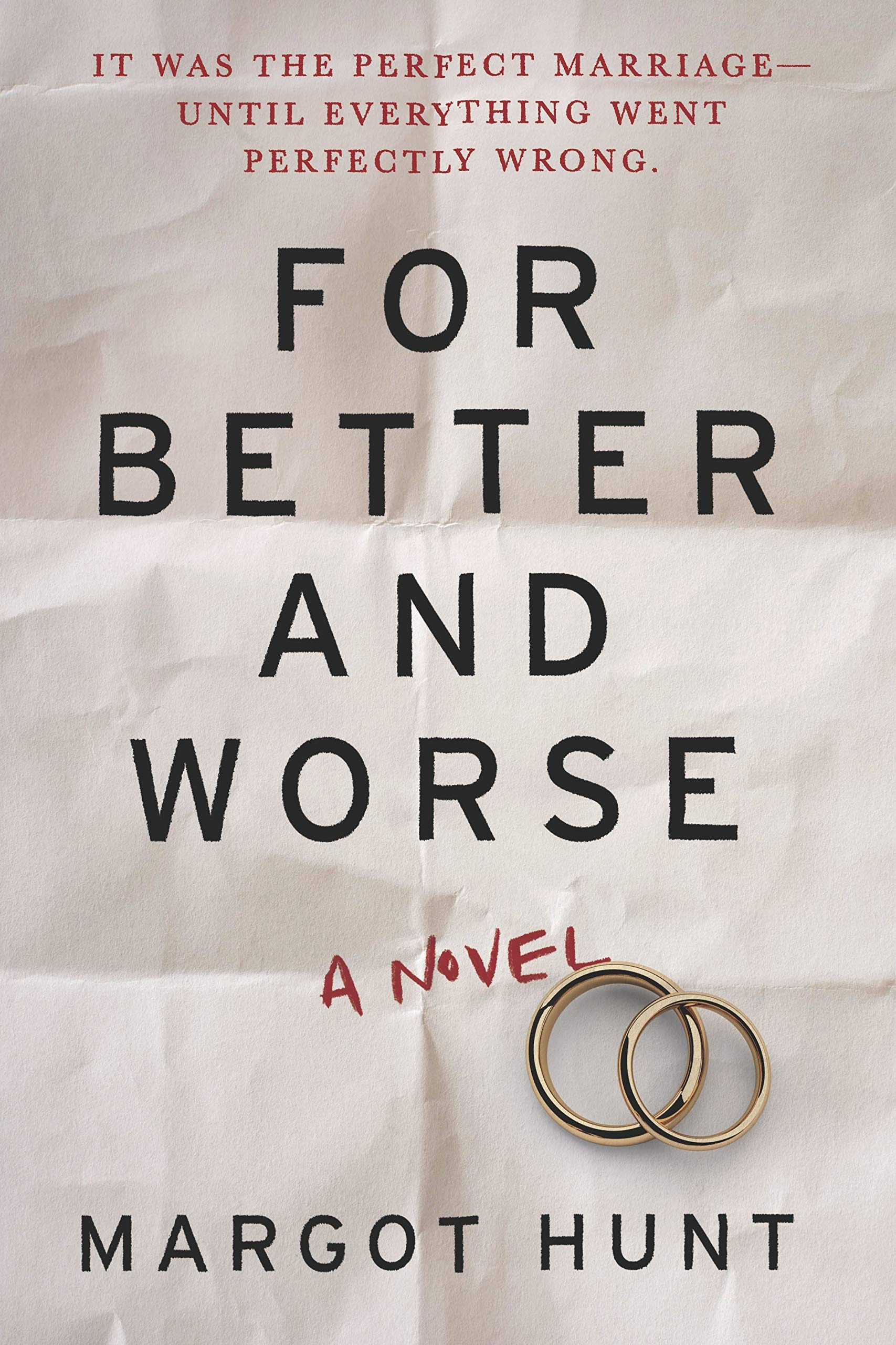 """For Better or Worse by Margot Hunt - Rating: 1/5I love thrillers, the murder-y the better. I had For Better or Worse sitting on my nightstand for months after selecting it as my Book of the Month pick earlier in the year and finally picked it up in May….I wish I hadn't. The book follows Natalie and Will Clarke, husband and wife lawyers. She is a defense attorney and he's in real estate law. Their son Charlie becomes a victim to sexual assault by the elementary school principal. Being a defense attorney whose job is literally to help accused criminals, Natalie decides she can pull off the perfect murder. Will finds his way into helping involuntarily and now the police are snooping around to find out """"whodunit"""". The problems I faced with this book were 1. Sexual assault of a child is not the crime I want to read about at all (thankfully it was not detailed), 2. The murder itself was very uncreative and boring (I really hope this doesn't make me sound weird lol), and finally 3. The ending was dumb and again not creative at all. When I closed the book, I got the impression I had just read a book by someone who always dreamed of writing a thriller, but doesn't actually know how to write. Sorry Margot, better luck next time!Is it a must read? Hard no."""