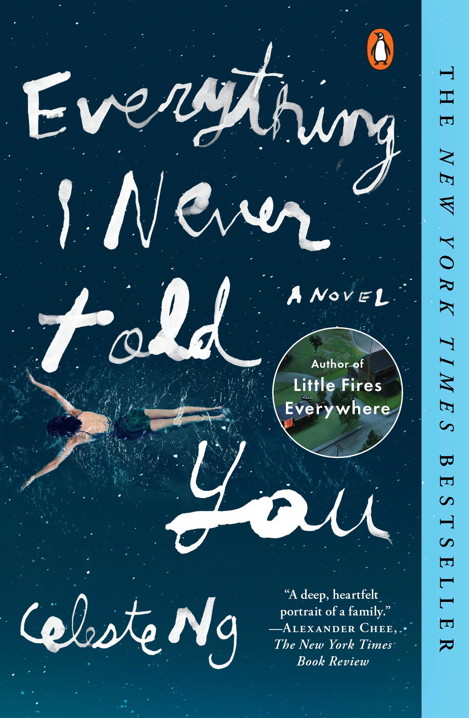 Everything I Never Told You by Celeste Ng - Rating: 4/5I think I'm the only person who didn't love Ng's novel, Little Fires Everywhere (you can read that review here!), but I didn't want to write the author off completely. Mostly because I believe a lot of highly anticipated second novels from a new author usually are a let down (Into the Water by Paula Hawkins is a perfect example of this.). I also have heard that most people who didn't love Little Fires, like her first far better, so I gave it a go and it was SO MUCH BETTER than Little Fires. Set in the Ohio suburbs of the 70s, you follow the immediate aftermath and the months leading up to Lydia Lee's body was found in the town lake. Ng's does an incredible job showing the intricacy of family relationships. Mothers and fathers projecting their dreams on their children, children doing all they can to please their parents while finding out who they are outside of their parent's approval, and sibling relationships when one child is held on a pedestal. While the Lee's are a Chinese-American family in the 70s, their emotional baggage can be easily related to by anyone.Is it a must read? Yes, especially if you skipped it and read Little Fires from the start.