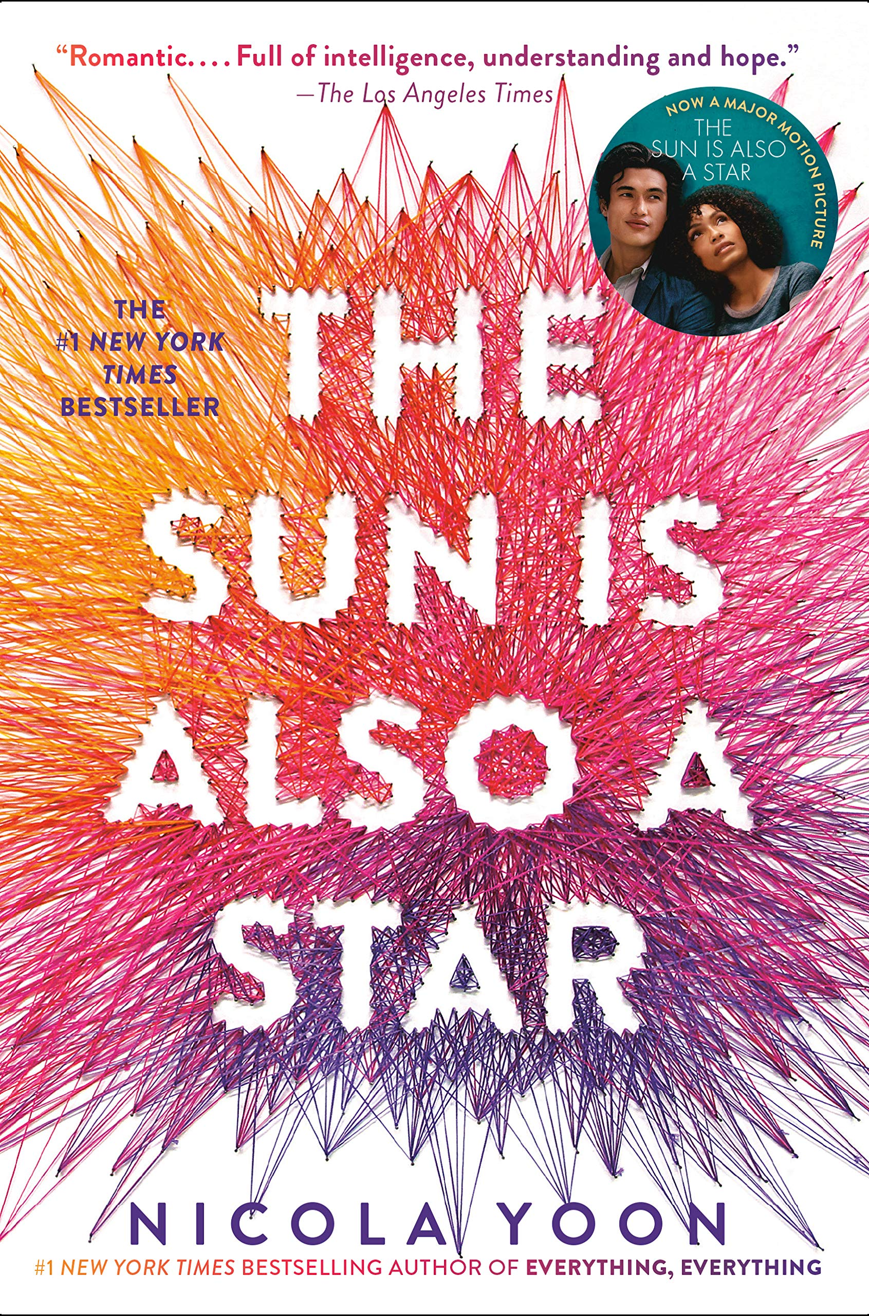 The Sun Is Also A Star by Nicola Yoon - Rating: 5/5I remember seeing the cover of this book EVERYWHERE. Barnes & Noble, Target, Amazon ads, Facebook ads, Instagram, literally everywhere! But for some reason I wrote it off as some very childish high school book not even giving the back cover synopsis a glance (Which is surprising given high school romance is usually one of my favorite genres — i.e. To All the Boys Trilogy). Once I saw the trailer during commercial breaks of The Bachelorette (#BachelorNation) though, my idea of the book was immediately changed and I ordered the book and then proceeded to devour the whole thing in one day. I'm so mad at my past self for not looking past the cover because this story is so amazing. Endearing, honest, mature, funny, sad, and happy. Natasha is on a mission to get herself and her family out of being deported from the country before their flight later that night. Daniel is on his way to a college interview that he really doesn't want to go to. They stumble upon each other when Daniel saves Natasha from being run over by a car speeding through NYC traffic. Daniel, the romantic, immediately feels sparks. Natasha the overt realist only sees annoyance (and cuteness). Daniel, trying to waste time before his meeting bets Natasha that he can make her fall in love with him in one day. Obviously many ups and down happen along the way but every part of it is beautiful and not at all cutesy. My favorite part about this book though, is the way it's written. It switches back and forth between Natasha, Daniel, and The Universe. And strangely The Universe sections were some of my favorites. These sections were first person narratives of strangers that Natasha and Daniel pass by or encounter and the vulnerability the author brings to these practically invisible characters is beautiful and sometimes heartbreaking. I still haven't seen the movie, but if it's anything like the book I'll be happy.Is it a must read? Yes! A refreshing take on a teen romance.