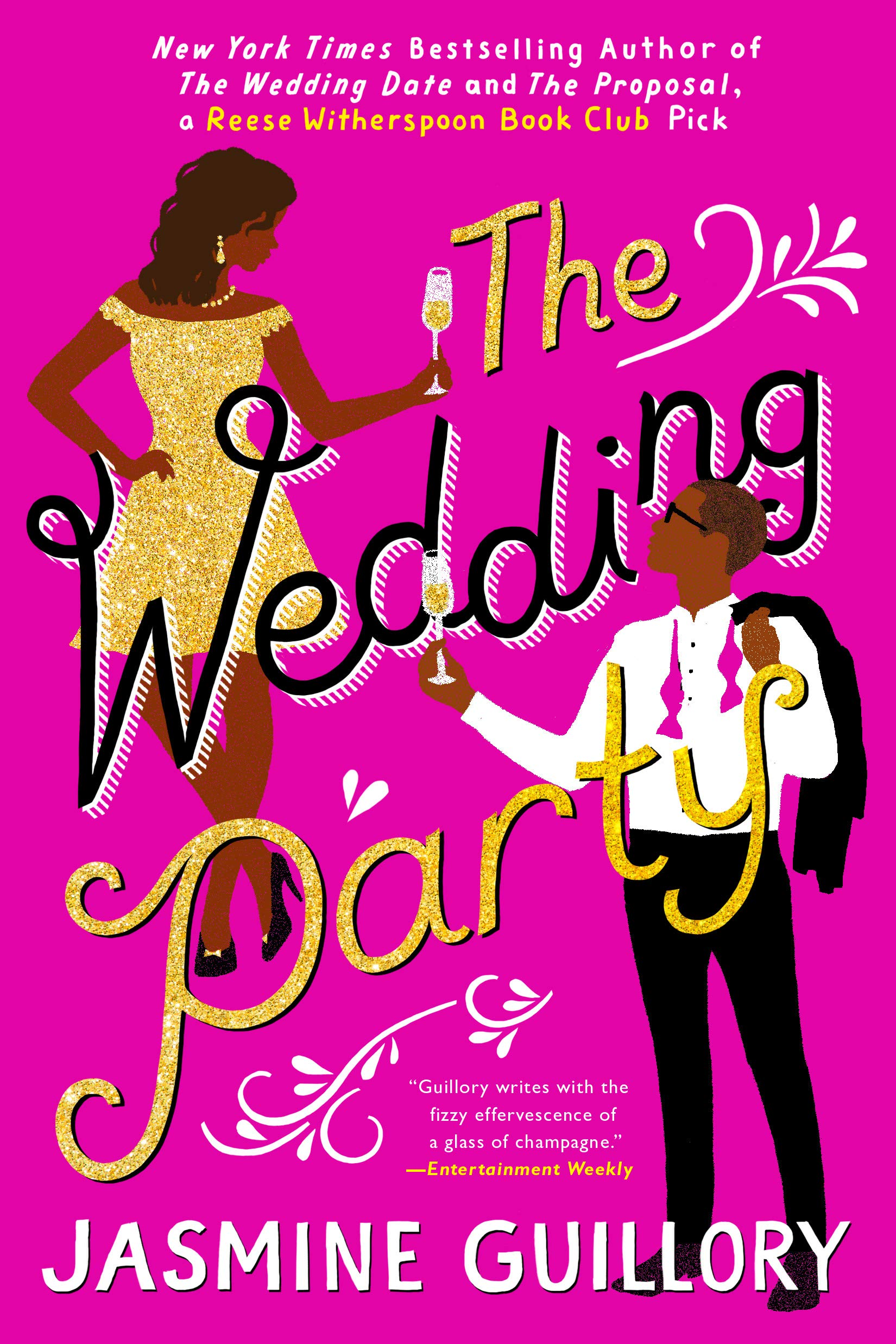 The Wedding Party by Jasmine Guillory - Rating: 3/5The third installment in Jasmine Guillory's fun and steamy The Wedding Date series centers around Alexa's (main character of the first book) two best friends Maddie and Theo. They might be Alexa's best friends, but they themselves are not. Maddie finds Theo pretentious and Theo can't ever seem to take Maddie seriously, but of course one night they share a kiss that was a complete mistake. At least so they thought. I think you can see where things go from here. Like the other books in the series, it's fun, steamy, but well written. The reason I gave it only three stars out of five is because it does seem to follow the same pattern as the first two which takes the fun out of any sort of predicting mid-read. A fourth book is debuting in October called Royal Holiday, so of course I'm ecstatic about it.Is it a must read? Alone, no, but the series is really great as a whole so yes all three are a must read!