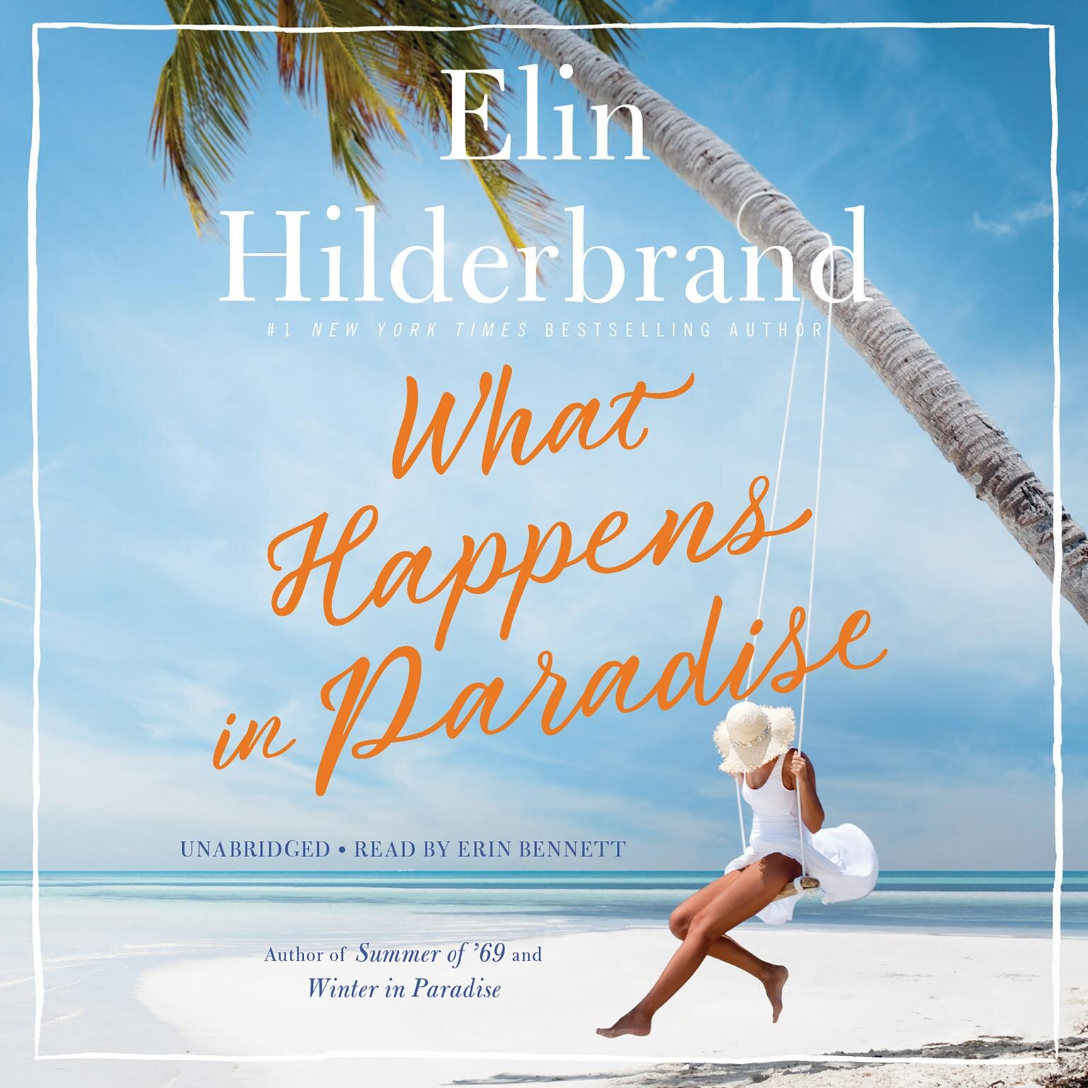 What Happens In Paradise by Elin Hildebrand - Rating: 3.5/5What Happens in Paradise is the second installment to the Winter in Paradise trilogy. I read the first book in February on a flight from Miami and honestly from the start I wasn't obsessed, but 5 hours later and no in-flight movies watched I finished the entire book, so of course when the second book was available on Book of the Month, I jumped at it. It's hard to review a sequel without giving away spoilers from the first, so I'm going to keep it vague here. First off, the second book wasn't filled with as much drama as Winter in Paradise, but rather focused on all the budding relationships from the previous books. The main plot of the series is to find out why and how Russ Steele was killed with his mistress on the island of St. John and I was hoping we would inch closer to getting some answers, but it seems like Elin Hildebrand is waiting to spill it all in the final book. Like the first book (and most of Hildebrand's books) it's the perfect beach read that's fast, fun, and little who-dun-it.Is it a must read? Yes, if you've read the first! They would both be perfect for an island get away this winter.
