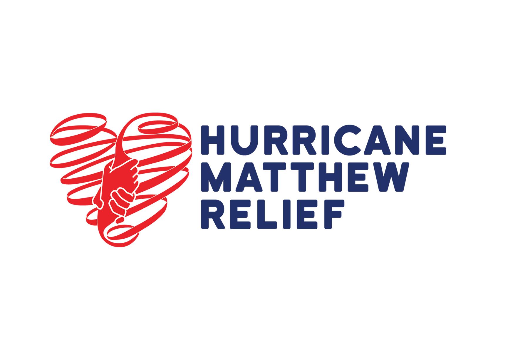 Hurricane Matthew • Logo Design