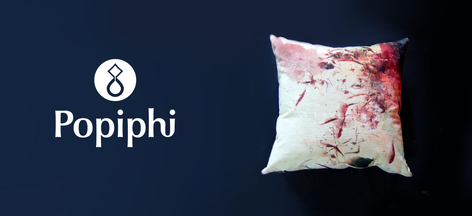 Popiphi • Logo Design + Surface Design