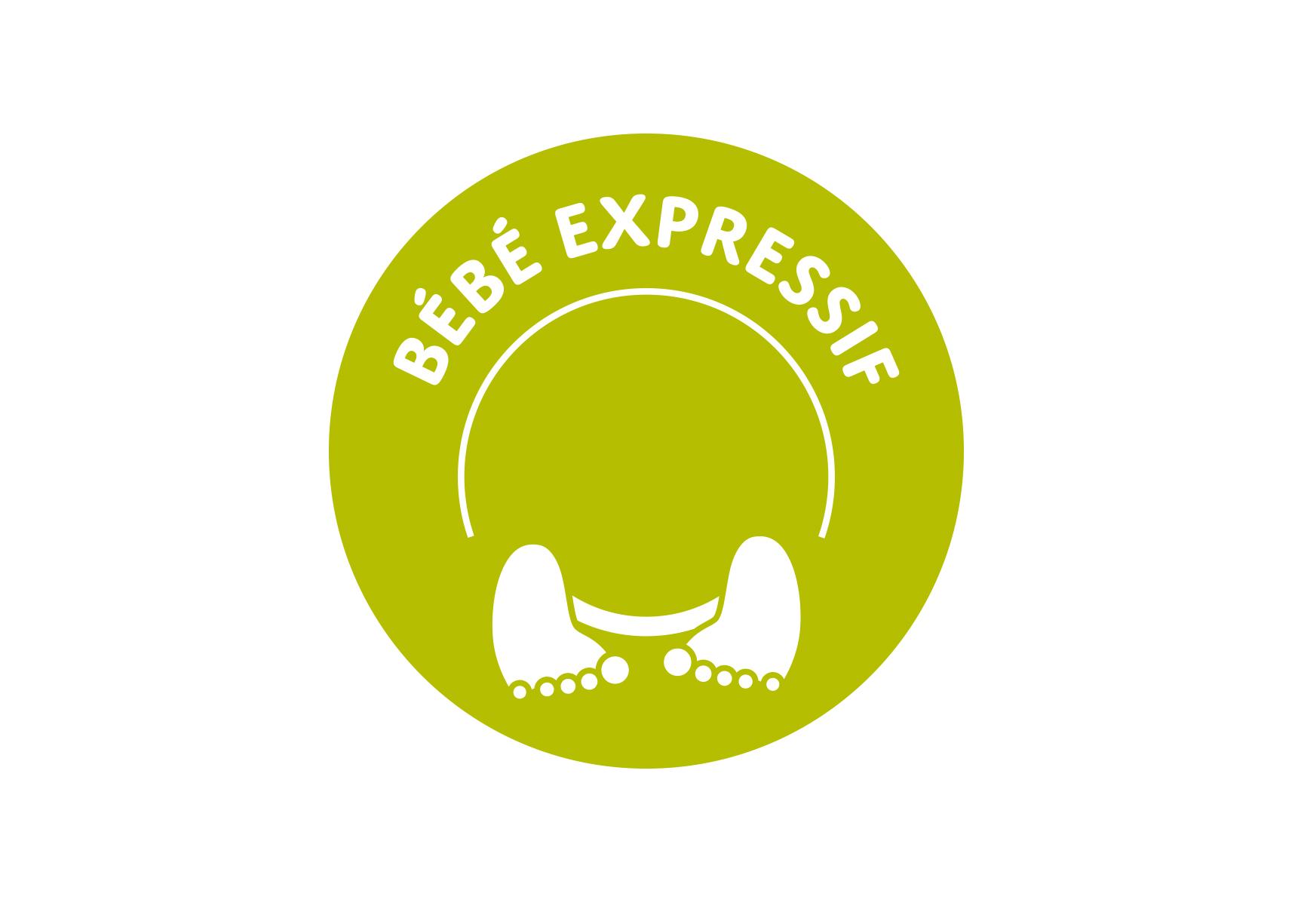 BéBé Expressif * Logo Design