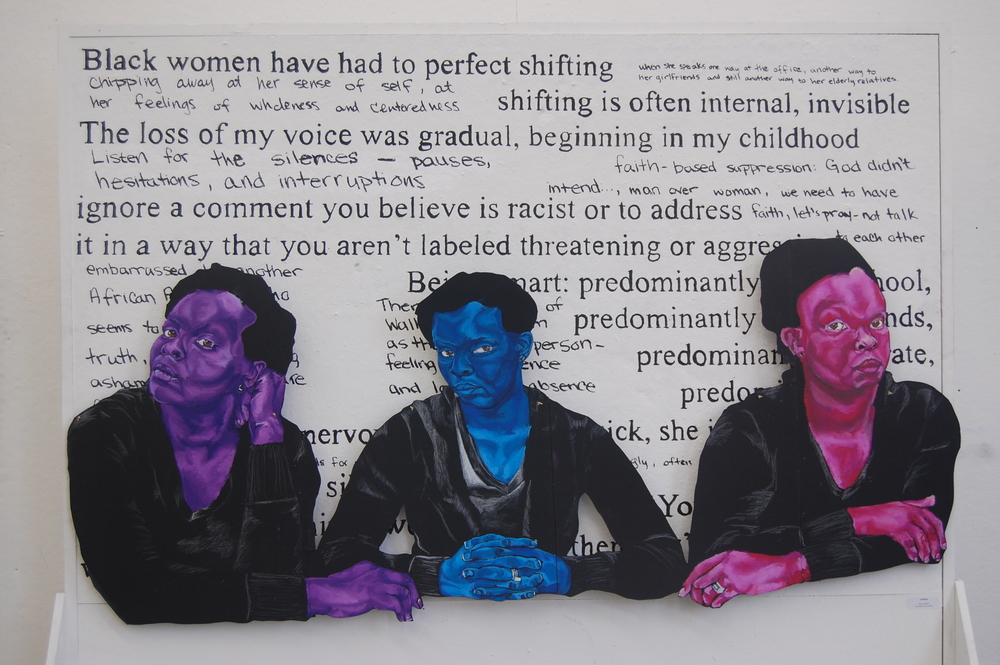 Art by Tyrell C. Marie Blache