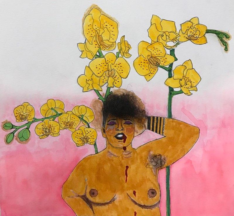 Art by Dominic Bradley