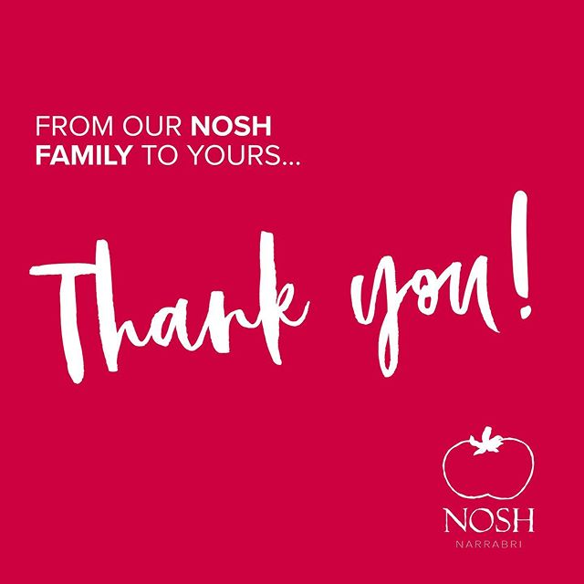 And that's a wrap for #Nosh2019!  On behalf of the #NoshNarrabri committee, enormous thanks to all who made Nosh possible - all of our sponsors, supporters and in-kind partners; our wonderful exhibitors, both returning and new; our competition entrants, organisers and judges; our fantastic musicians and performers, plus all the support crew that make the magic happen: staging, lighting and sound; our photographers and videographers to capture the action; all of the bar staff, the security staff, our emergency services and cleaners; our hire team and electricians, who literally kept the lights on – and our amazing small army of volunteers, who gave up their time to help us make Nosh a fabulous event for all.  Most of all, we'd like to thank YOU: all of the people who came to enjoy the two days of festivities, including the wonderful Narrabri locals who continue to support Nosh, plus many who travelled great distances to be here.  From the Nosh family to yours: thank you!  #noshnarrabri2390