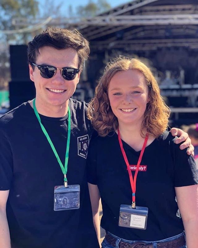 We were delighted to have a wonderful team of Narrabri High School students with us for #Nosh2019, including incredible performances by school captain Leyten Smith and Year 9 student Lauren Brown. Such amazing talent! 🙌 🤩  #noshnarrabri #noshnarrabri2390