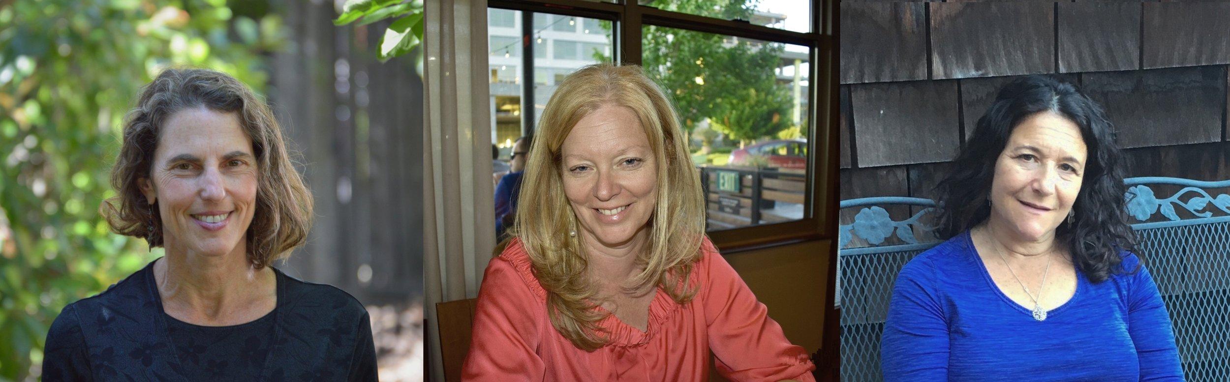 Peninsula Birth Companions - Audrey KalmanJulie DubrouilletEva Roodman650-303-2405Serving San Jose to San Francisco