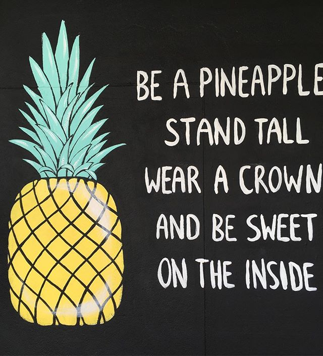 Simple truth! #pineappleprince #cairnsaustralia
