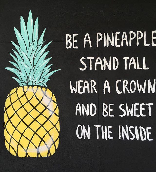 Simple truth! #pineappleprince #cairnsaustralia