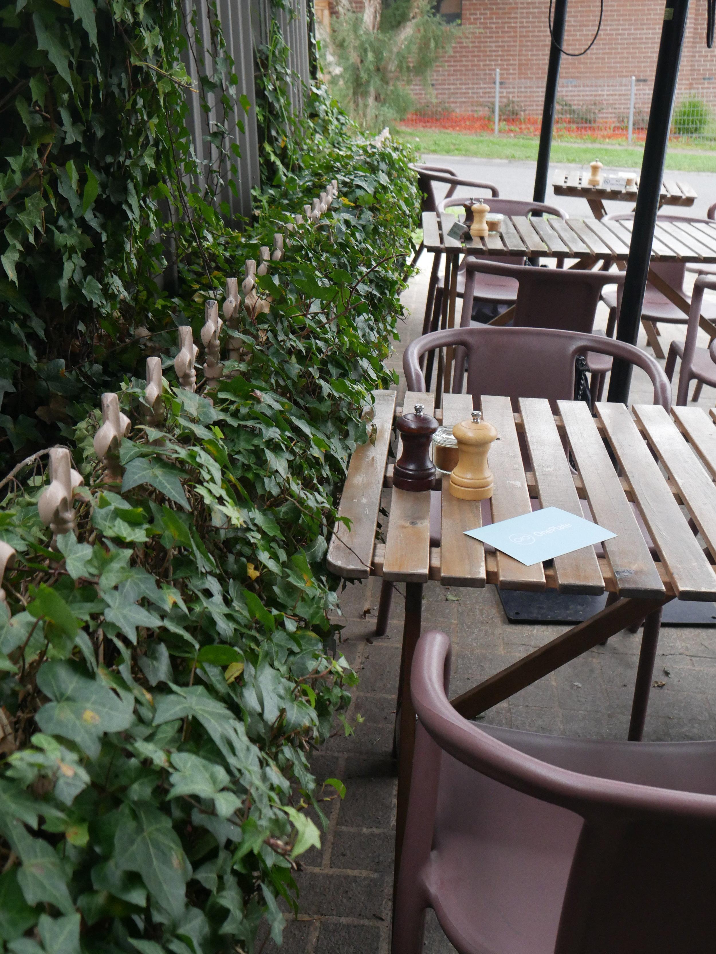 Leaf and Vine Cafe