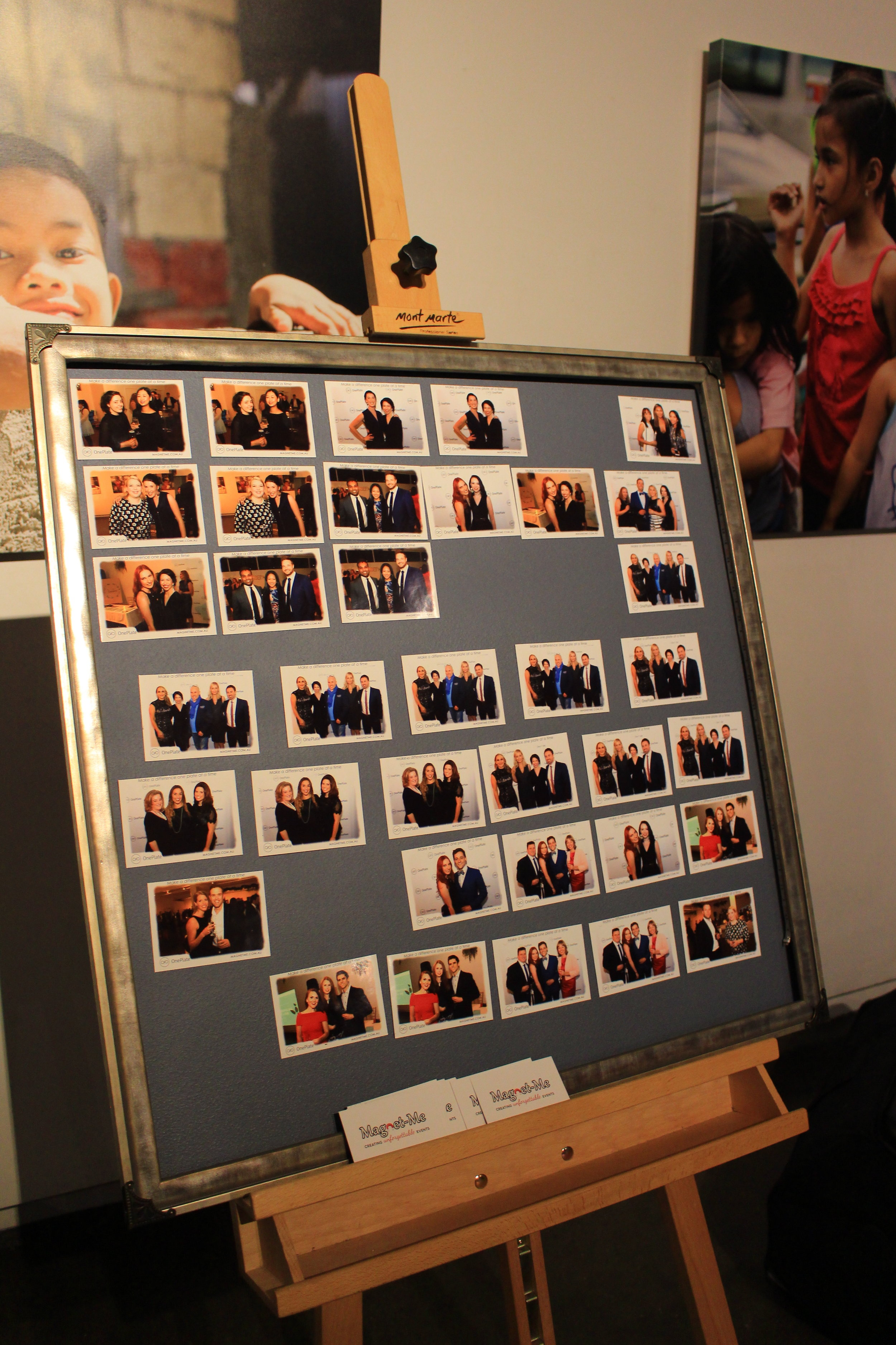 The MagnetMe Board