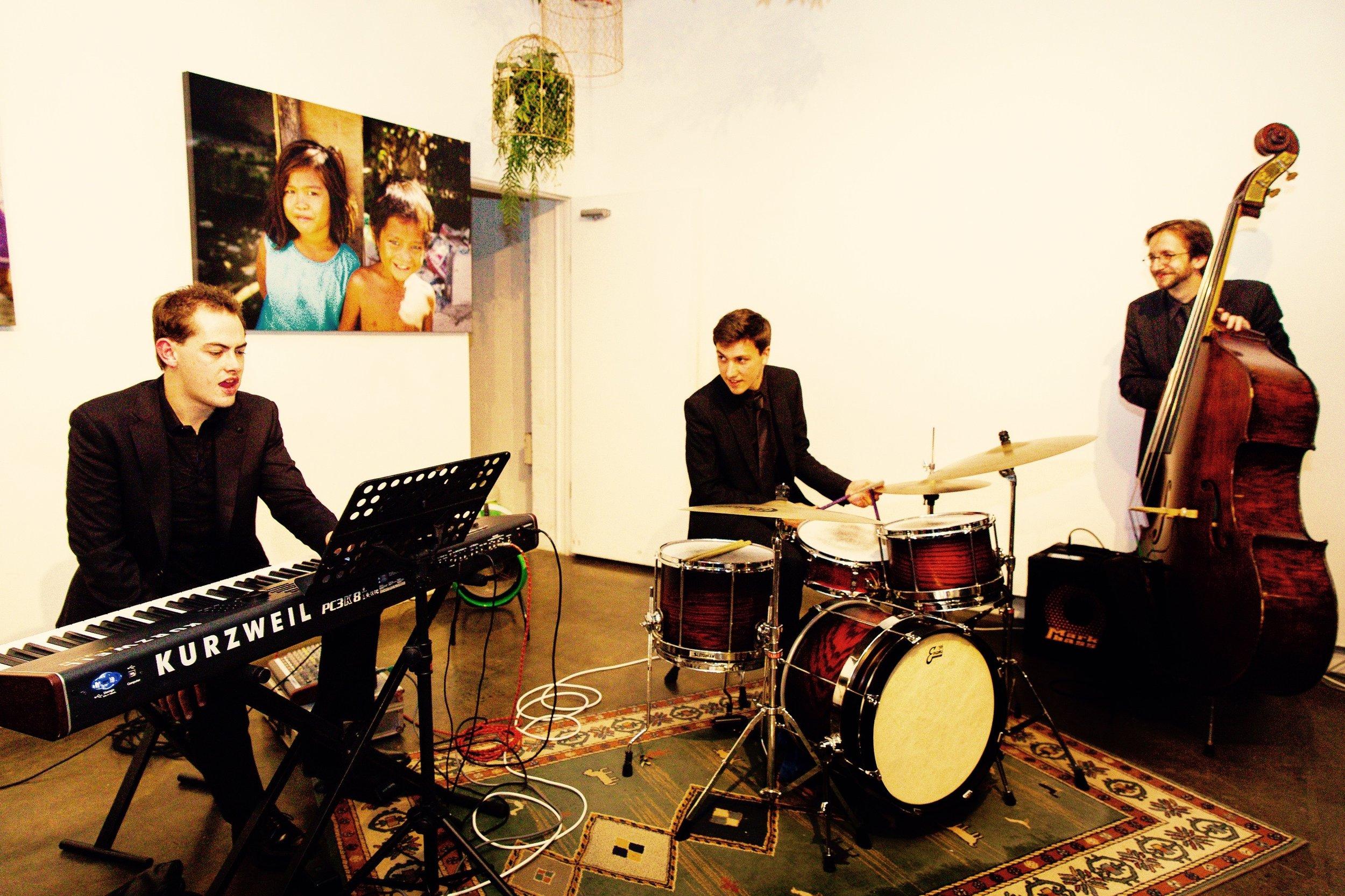 The Jack Earle Trio