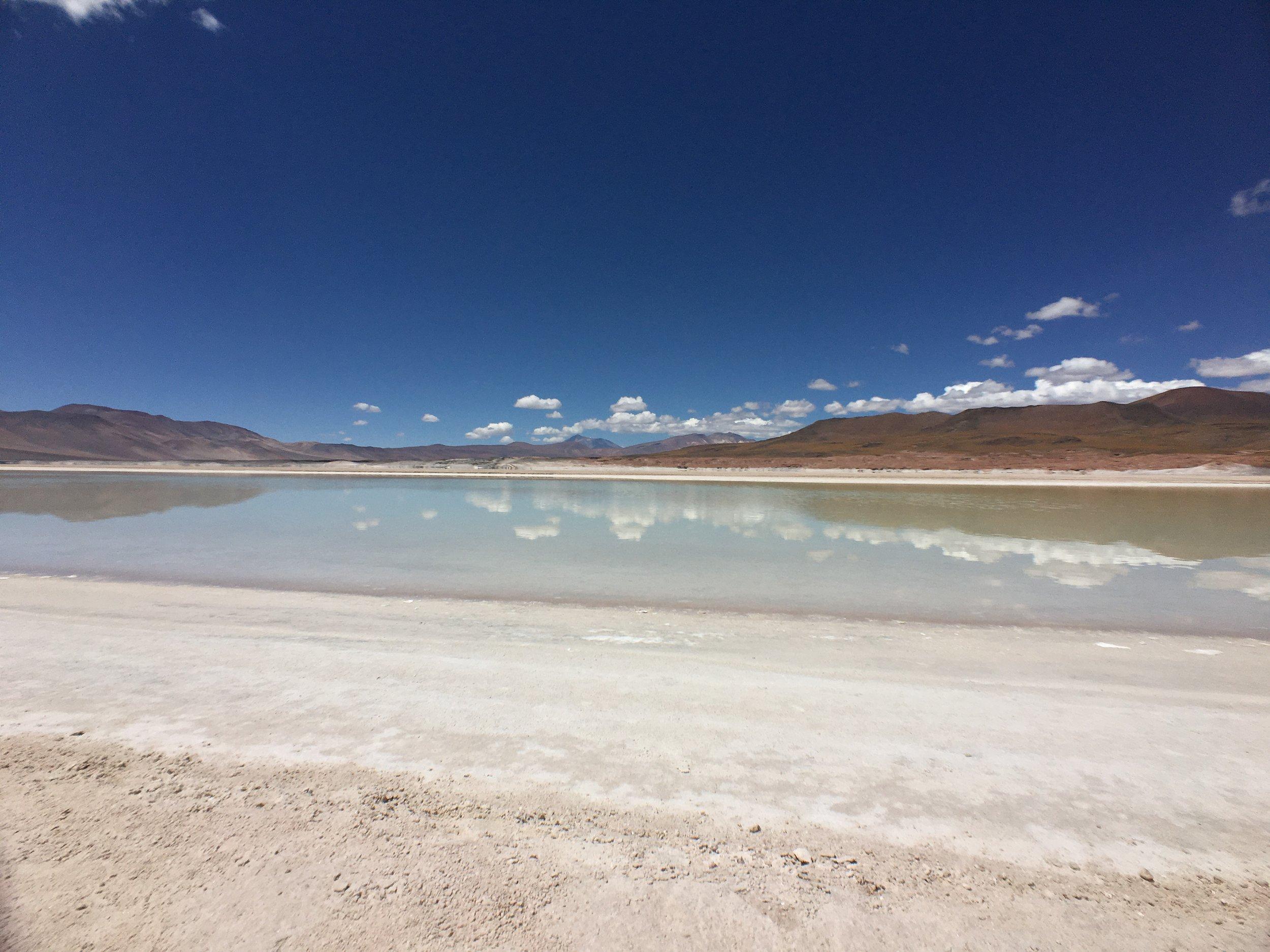 salt flats & lagoons