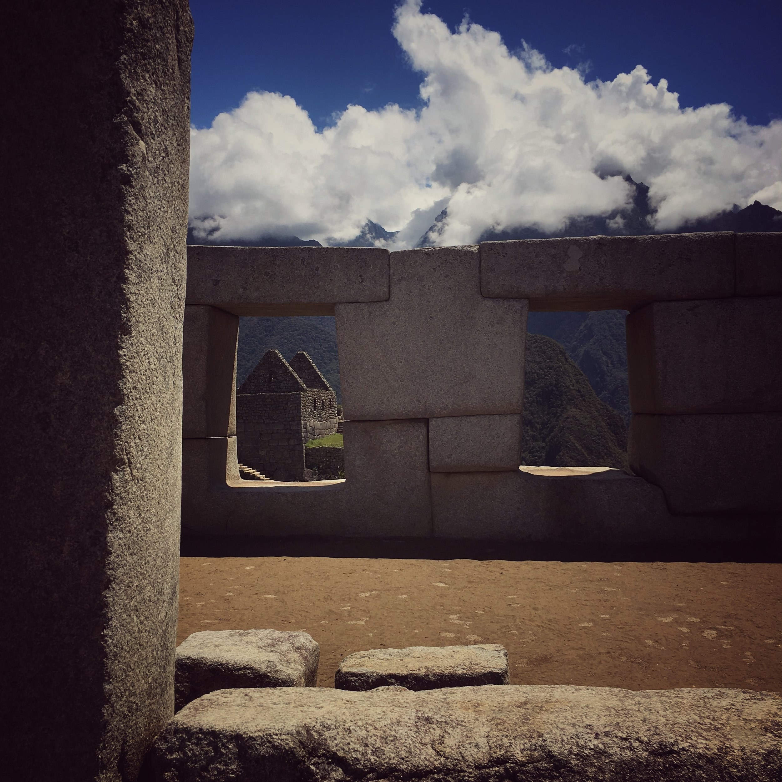 Macchu Picchu : the detail mark II