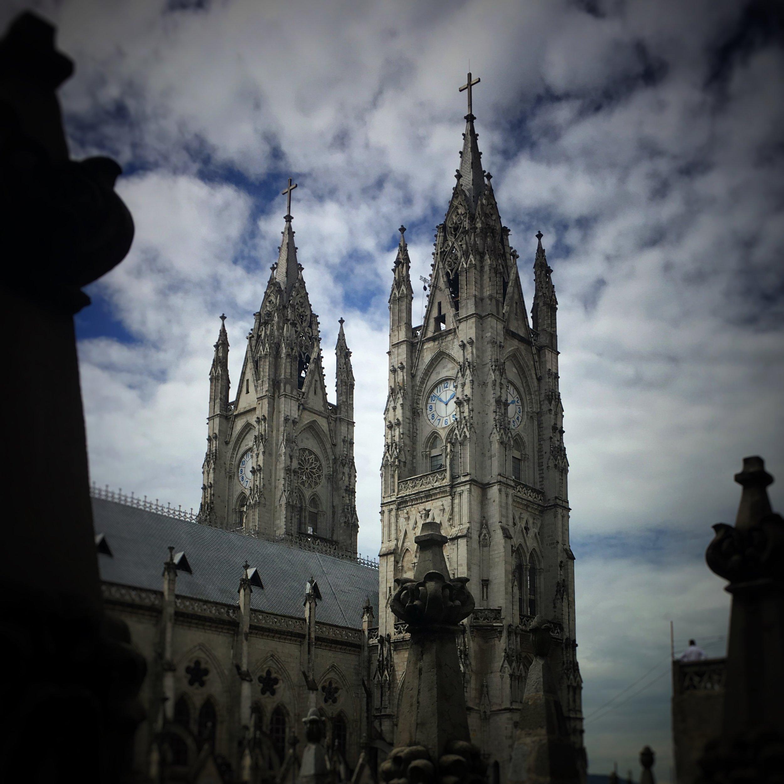 Basílica del Voto Nacional