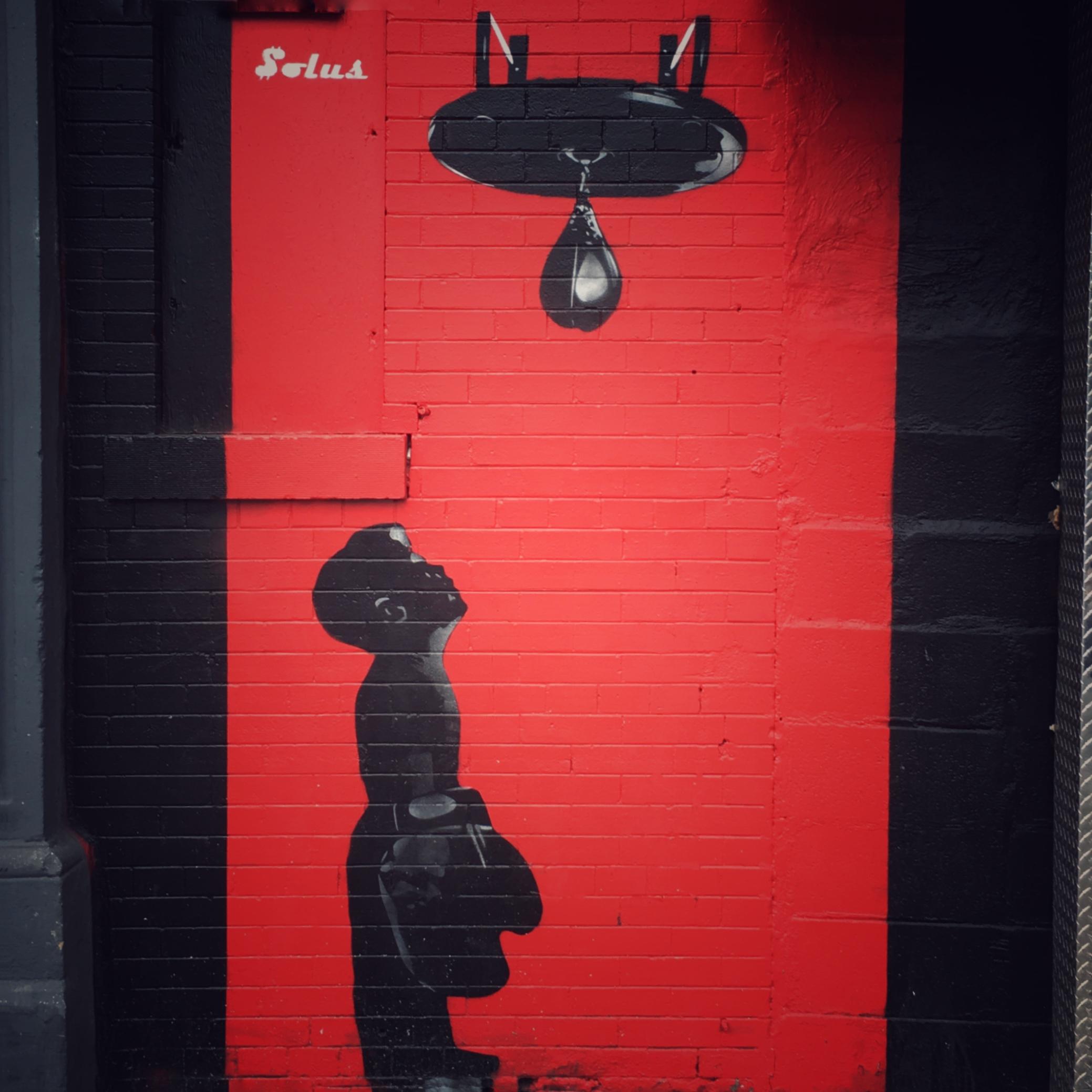 little Italy @solusstreetart