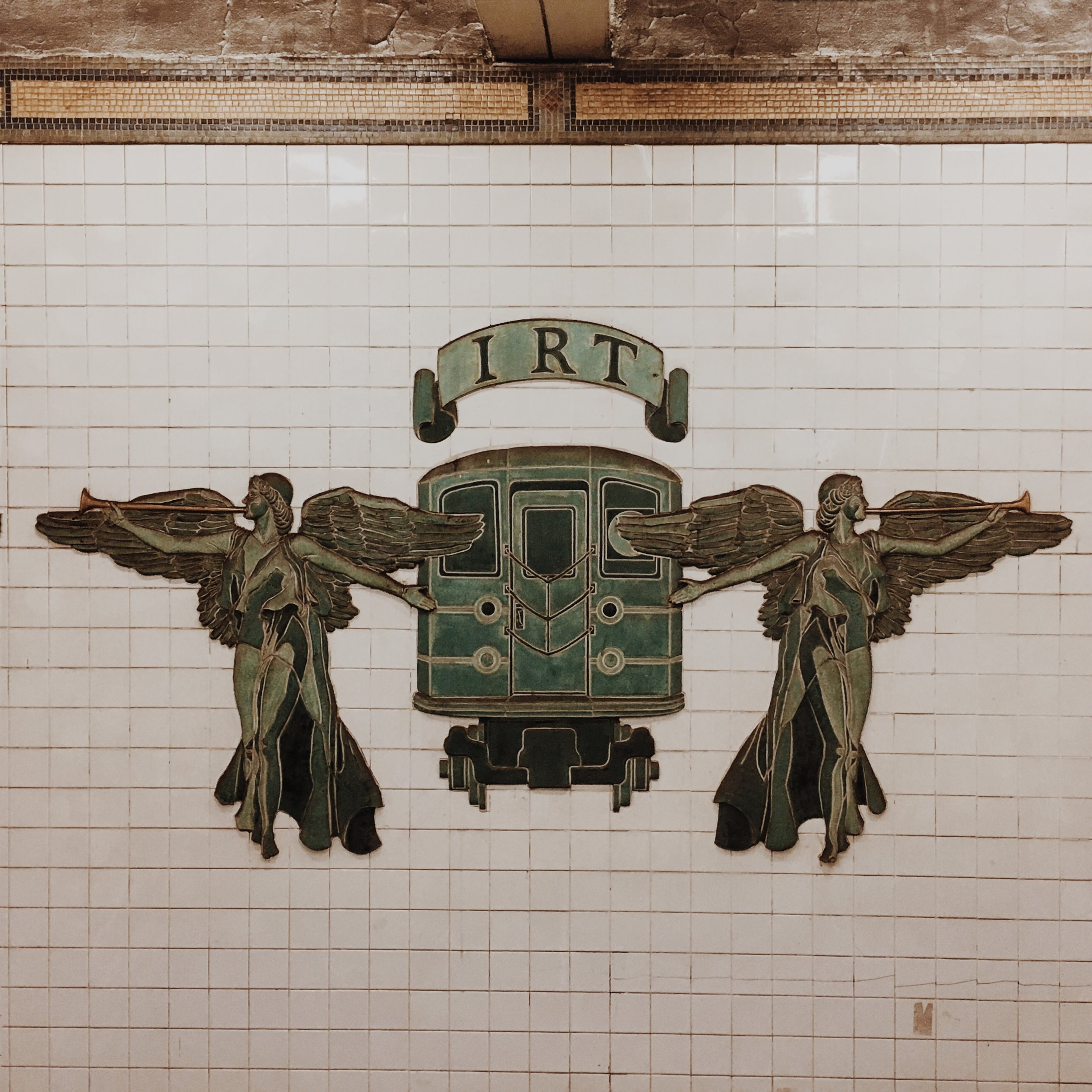7th Avenue subway