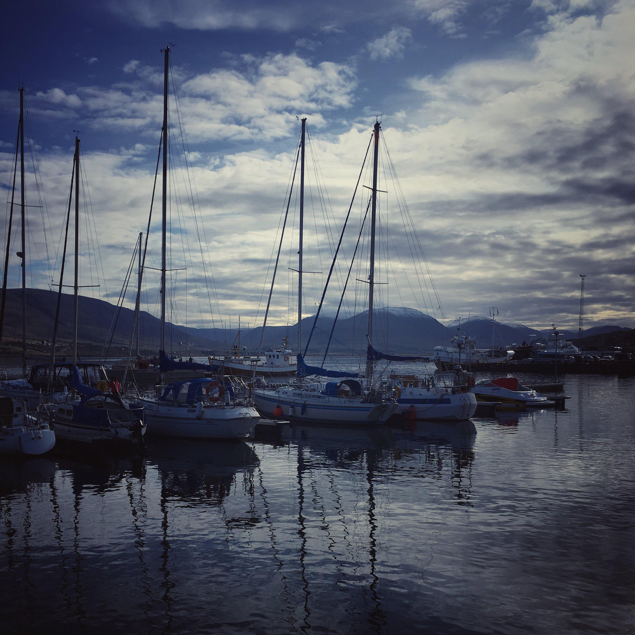 Akureyri Harbour