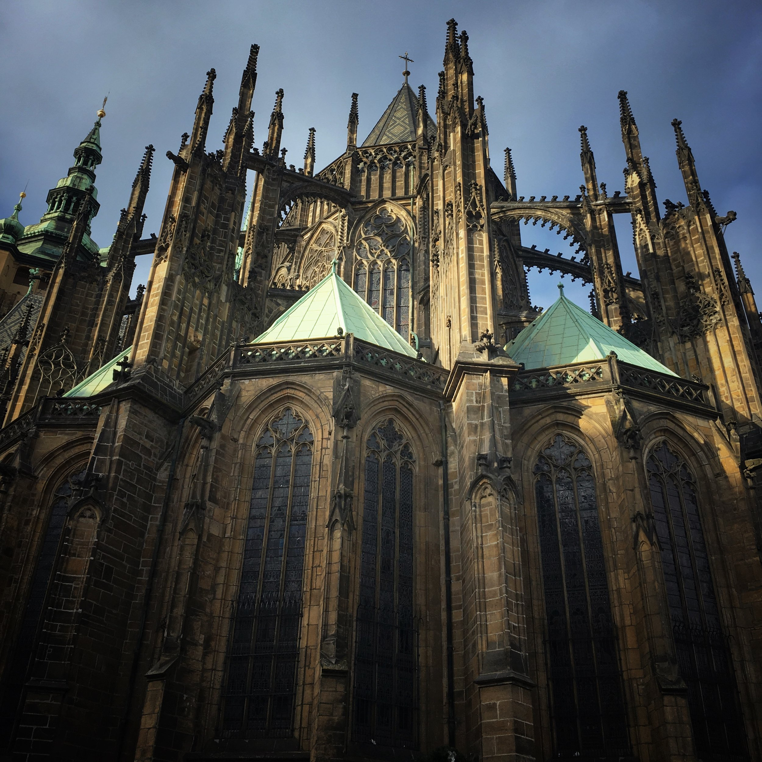 St Vitus Cathedral I