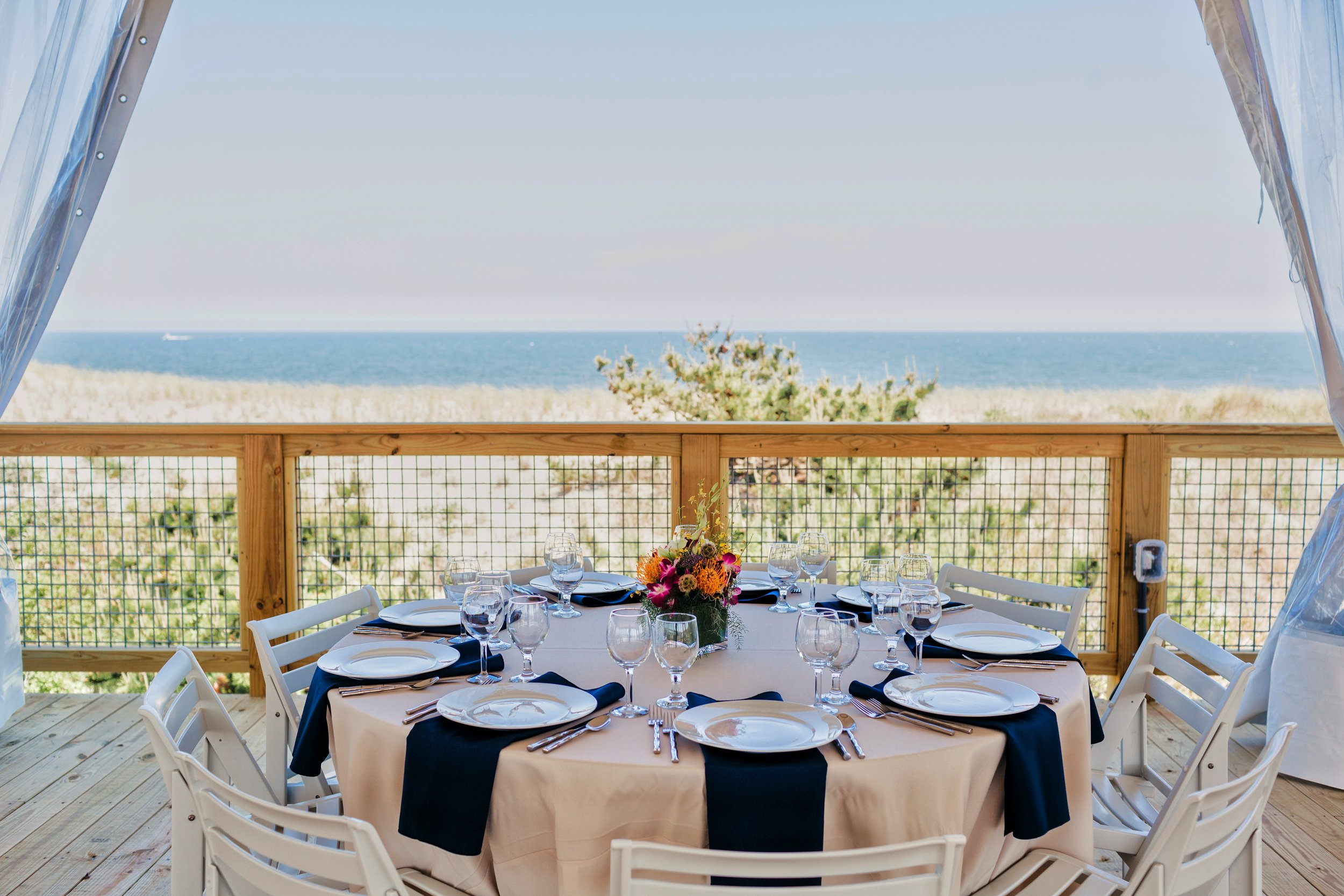 Big Chill Beach Club - Introducing Delaware Beaches newest event & wedding venue in North Bethany Beach, DE. Enjoy the Oceanfront & Bayfront views of the Big Chill Beach Club