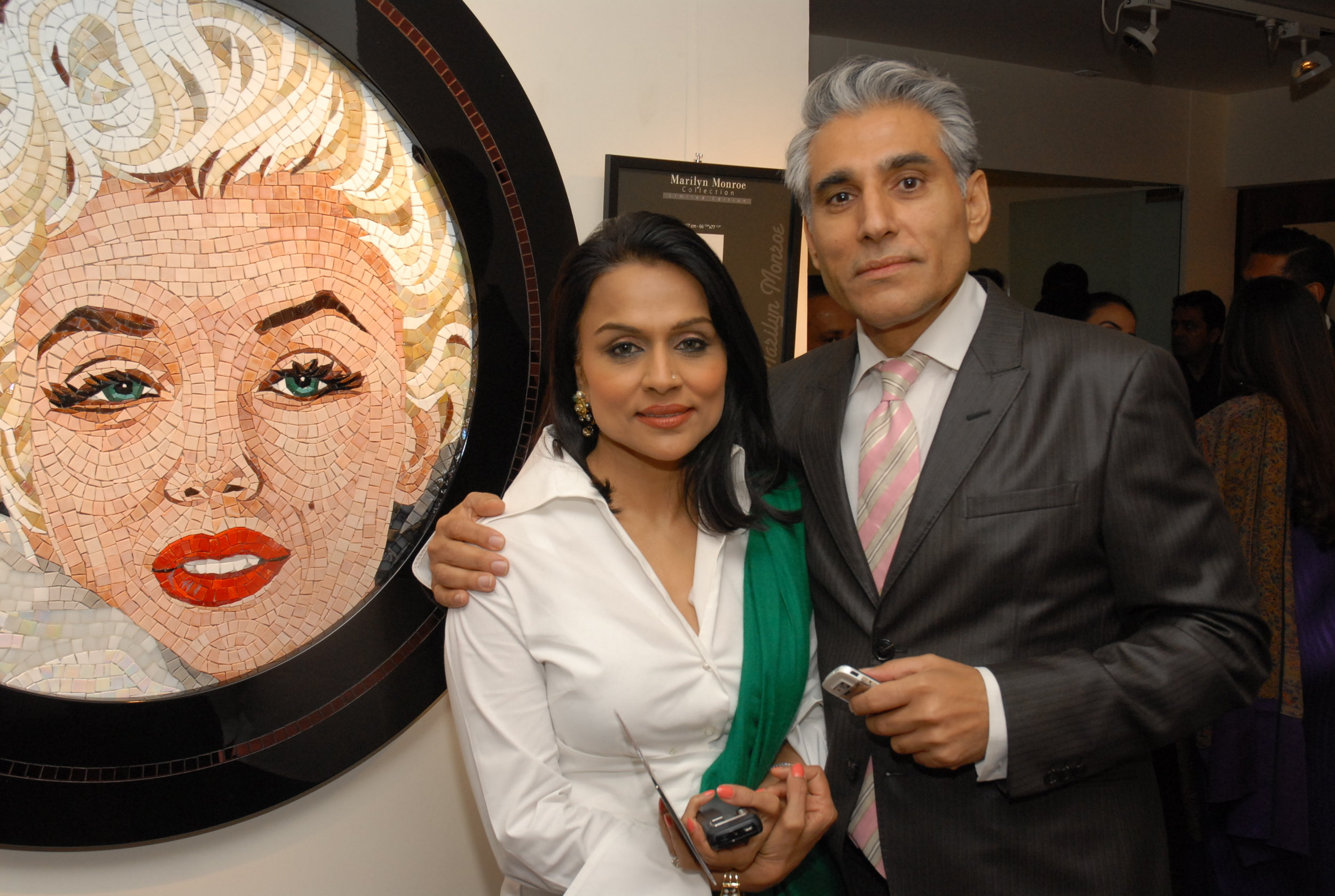 Raseel Gujral and Naveen Ansal.JPG