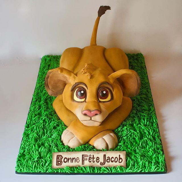My lil man Simba! 🦁🌿