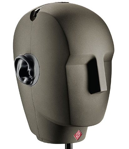 Binaural 'Dummy Head' Stereo Microphone