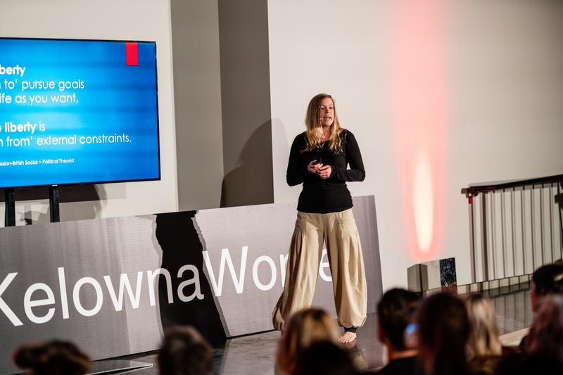 TEDx KelownaWomen