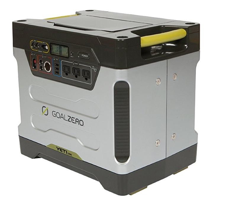 Yeti 1250 AGM