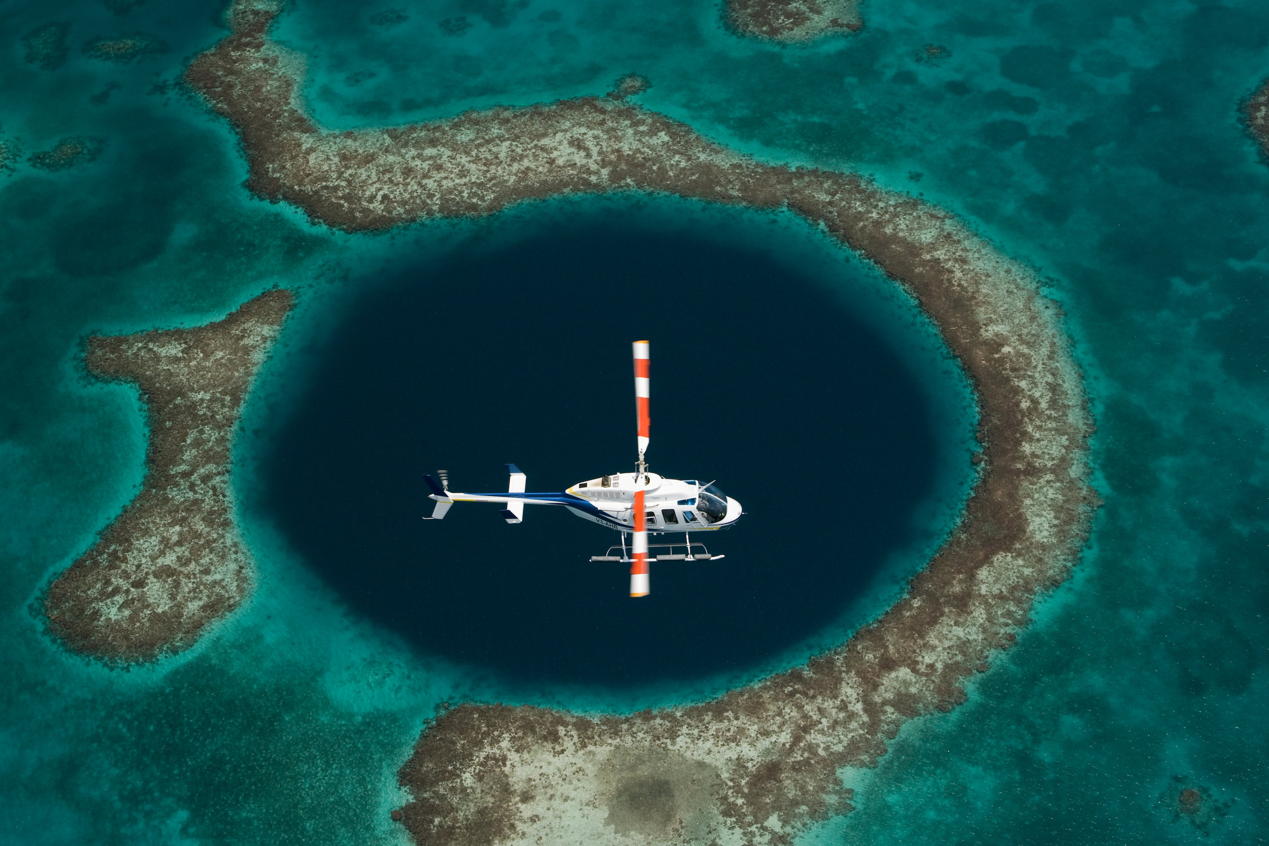 Great Blue Hole & Barrier Reef