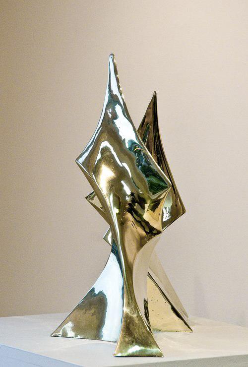 Intenzionalita 52.46.24 cm Bronze