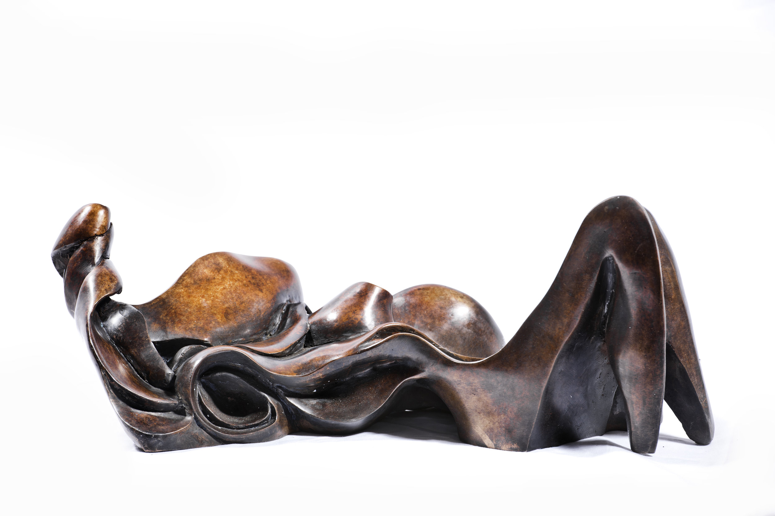 Feminality 45.15.20 cm Bronze