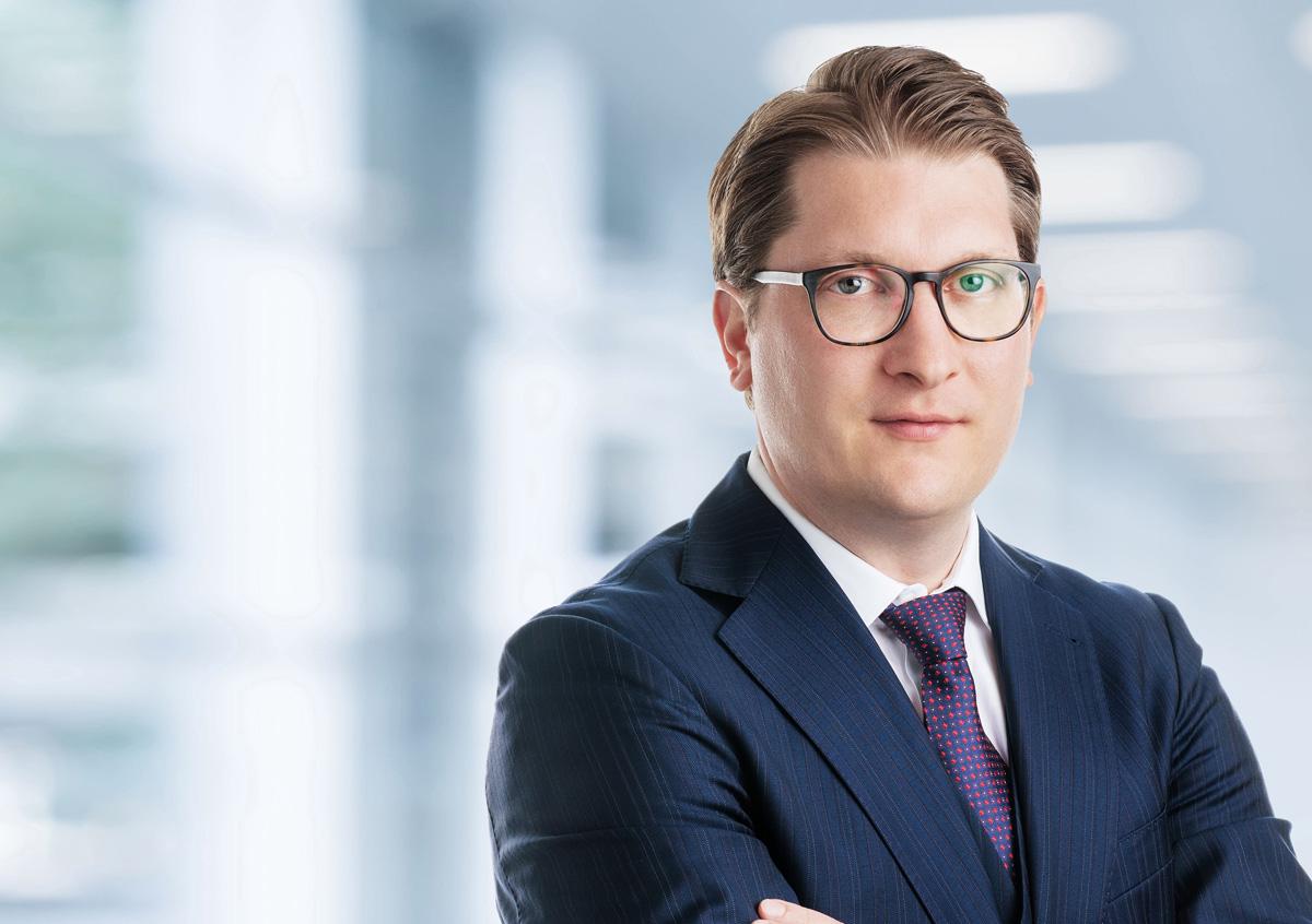 Cédric B. Borer  CEO und Delegierter des Verwaltungsrats
